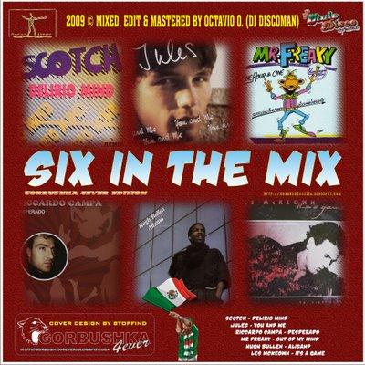 DJ Discoman - Six In One Mix