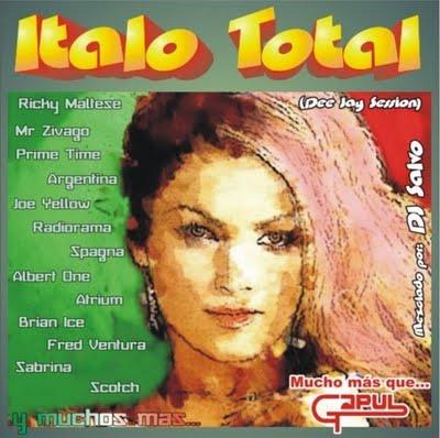 DJ Salvo - Italo Total Mix - vol 01