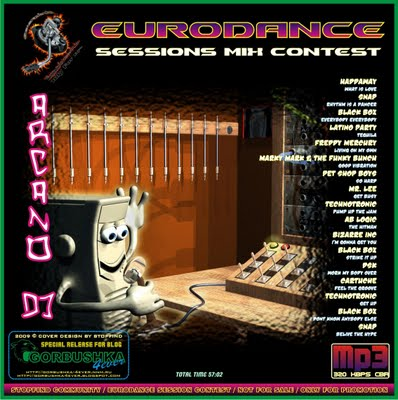 Arcano DJ - EuroDance Mix Contest
