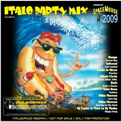 DJ SpaceMouse - Italo Party Mix - vol 01