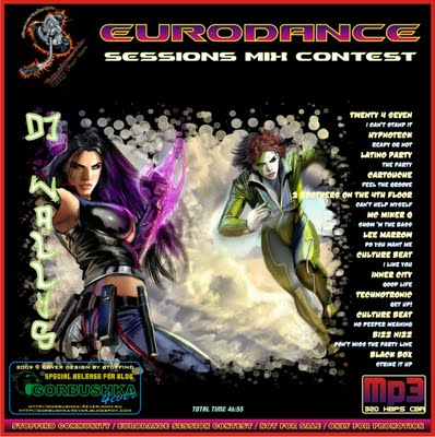 DJ Wallys - EuroDance Mix Contest