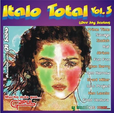 DJ Salvo - Italo Total Mix - vol 03