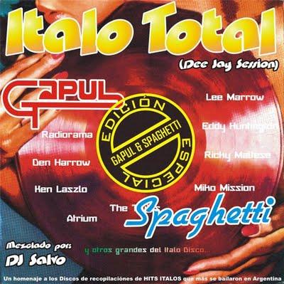 DJ Salvo - Italo Total Mix Especial Edition - vol 01