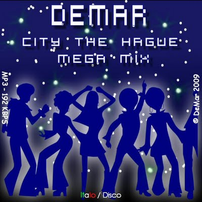 DeMar - City The Hague Mega Mix