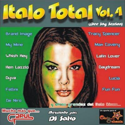 DJ Salvo - Italo Total Mix - vol 04