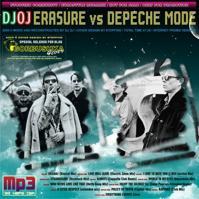 DJ Oj - Erasure vs Depeche Mode Megamix