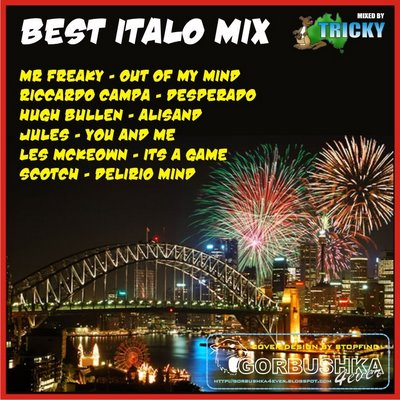 DJ Tricky - Best Italo Mix