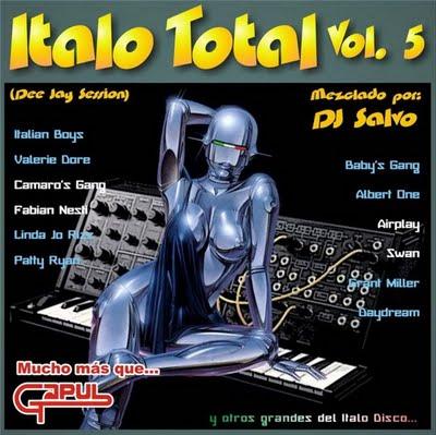 DJ Salvo - Italo Total Mix - vol 05