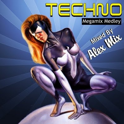 DJ Alex Mix - Techno Medley Mix