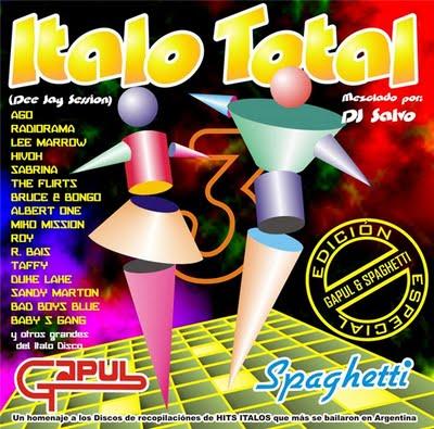 DJ Salvo - Italo Total Mix Especial Edition - vol 03