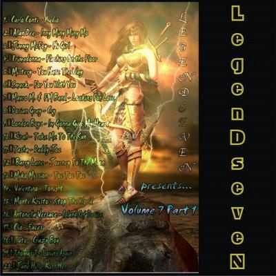 DJ LegenDseveN - MFM Vol 7 - part I