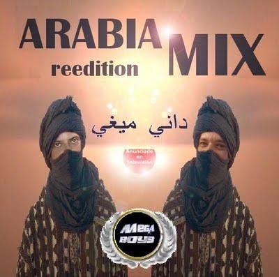MegaBoys Team - Arabia Reedition Mix