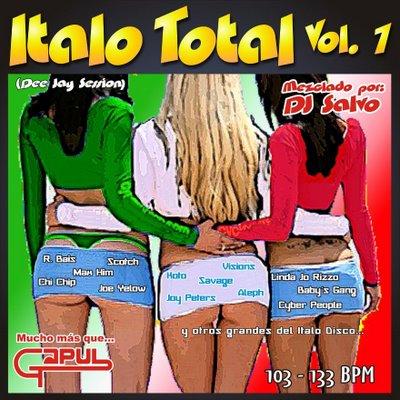 DJ Salvo - Italo Total Mix - vol 07