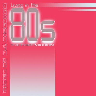 DJ Discoman - Living In The 80s - First Mission
