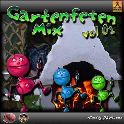 DJ Mischen - Gartenfeten Mix 01
