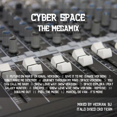VEDRAN BJ - CyberSpace Megamix