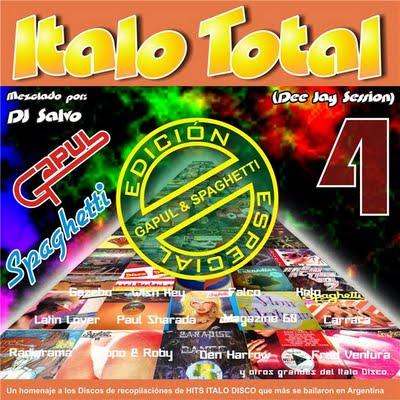 DJ Salvo - Italo Total Mix Especial Edition - vol 04