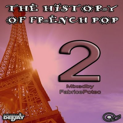 DJ Fab - The History of French Pop - volume 02