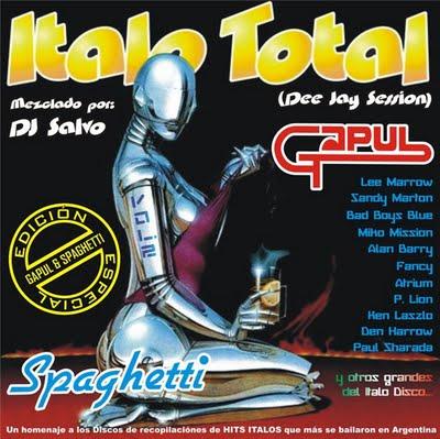 DJ Salvo - Italo Total Mix Especial Edition - vol 02