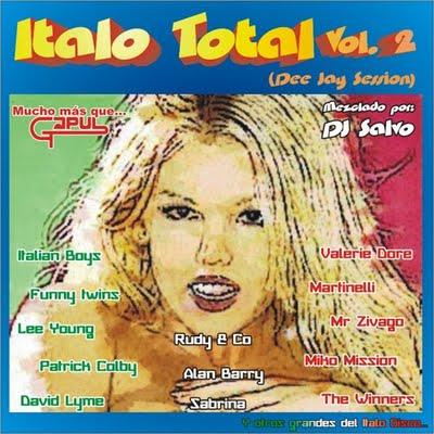 DJ Salvo - Italo Total Mix - vol 02