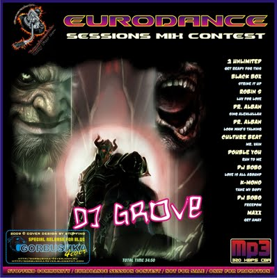DJ Grove - EuroDance Mix Contest