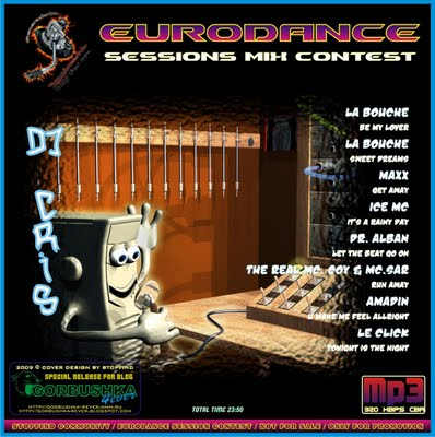 DJ Cris - EuroDance Mix Contest