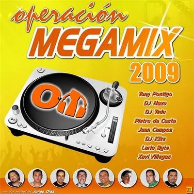 United DJs Team - Operacion Megamix 2009
