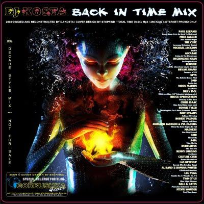 DJ Kosta - Back In Time Mix