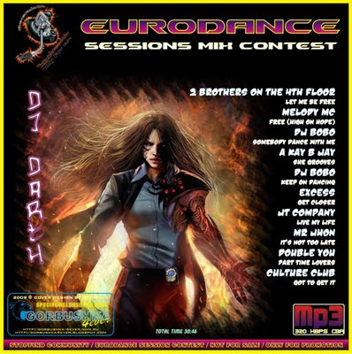 DJ Darth - EuroDance Mix Contest