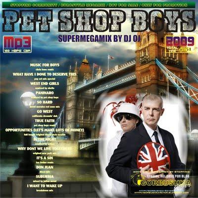 DJ Oj - Pet Shop Boys Super Megamix