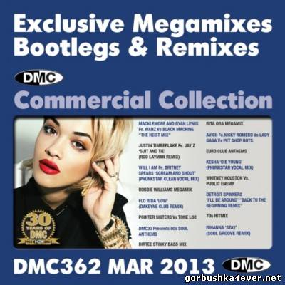 DMC Commercial Collection vol 362 [2013] / 2xCD