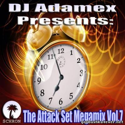 DJ Adamex - The Attack Set Megamix vol 07