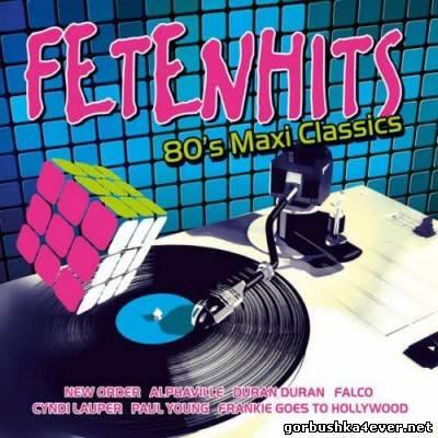 Fetenhits 80s Maxi Classics [2013] / 3xCD