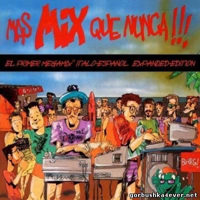 Mas Mix Que Nunca (Expanded Edition) [2013] / 2xCD