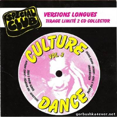 [Special Club] Culture Dance vol 03 [1994] / 2xCD