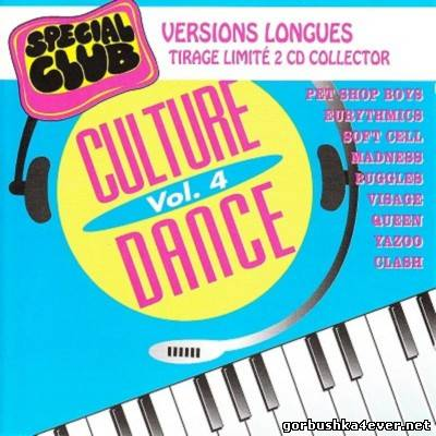 [Special Club] Culture Dance vol 04 [1994] / 2xCD