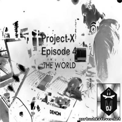 DJ M - Project-X volume 04 [2013]