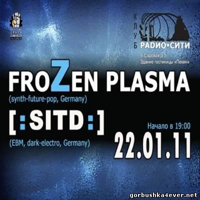 Frozen Plasma - Live @ Radio City, Moscow [2011]
