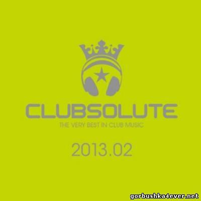 [Kontor] Clubsolute 2013.02