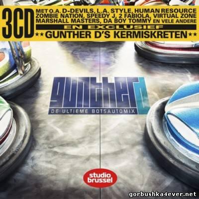 Gunther D Presenteert De Ultieme Botsautomix [2013] / 3xCD