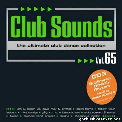 Club Sounds vol 65 [2013] / 3xCD
