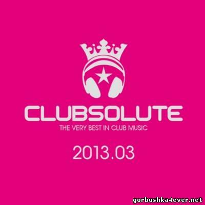 [Kontor] Clubsolute 2013.03