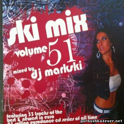 DJ Markski - Ski Mix vol 51 [2010]